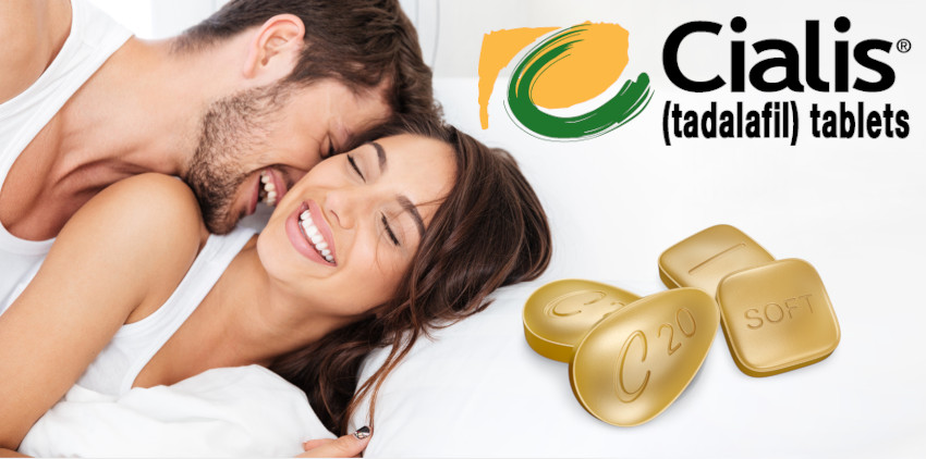 Buy Cialis Tadalafil pills