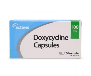 Doxycyline 100mg D