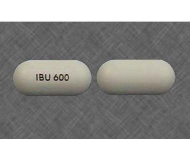 Ibuprofen Générique (Motrin) 600 mg