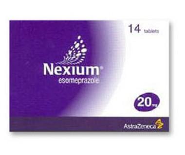 Nexium Générique (Esomeprazole) 20mg