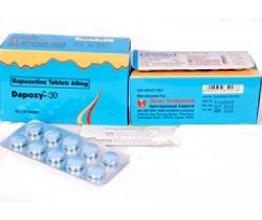 Generic Priligy (Dapoxetine) 30mg