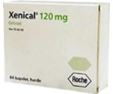 Дженерик Ксеникал (Xenical - Orlistat) 120 мг