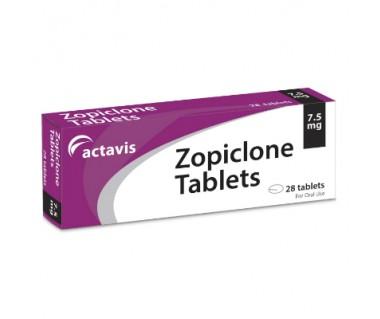 Zimovane (Zopiclone) 7.5 mg by Actavis N