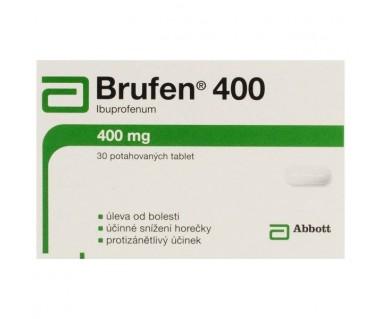 Generic Brufen (Ibuprofen) 400 mg