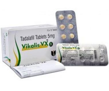 Vikalis Vx 5 mg - Tadalafil