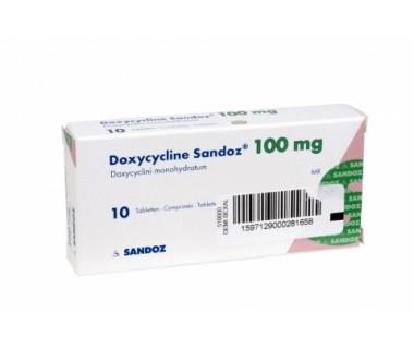 Doxycycline 100 mg