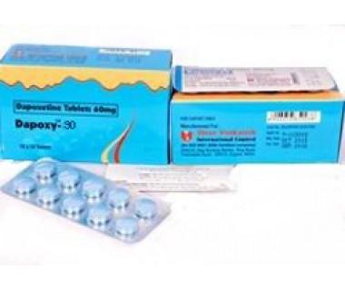 Generic Priligy (Dapoxetine) 90mg